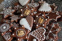 Weihnachtslebkuchen - direkt nach dem Backen weich