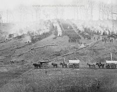 Belle Plain, Virginia. Camp of 150th Pennsylvania Infantry. Date Created/Published: 1863 Mar. LOC original medium: 1 negative (2 plates) : glass, stereograph, wet collodion.