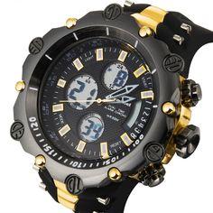0059659a3f1 Encontre mais Relógios de quartzo Informações sobre Top sport homens relógio  de marca famosa homem buseinss