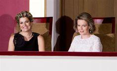 BRUSSEL - Koningin Máxima is woensdagavond op uitnodiging van koningin Mathilde van België bij een van de finaleavonden van de Koningin Elisabethwedstrijd voor piano 2016. Beiden zijn aanwezig in het Paleis voor de Schone Kunsten in Brussel. (Lees verder…)