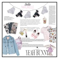 """YEAHBUNNY CONTEST"" by fwteinhkar ❤ liked on Polyvore featuring Yeah Bunny and Bibi"