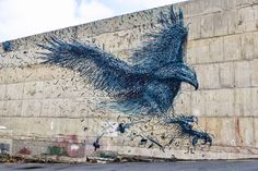 Street Art of DALeast [1353  903]