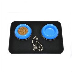 Sitting Cat Pet Placemat >>> This is an Amazon Affiliate link. Continue to the product at the image link.