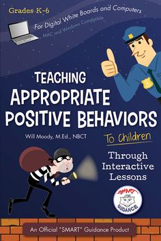 Join Officer Behavior and the citizens of Pleasant Town to stop Behavior Crook and learn APPROPRIATE POSITIVE BEHAVIORS while earning your Behavior Detective Badge!