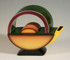 Art Déco - Théière - Fred Stodder