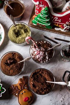 Hot Chocolate Party (with 4 Hot Cocoa Recipes!)   halfbakedharvest.com @hbharvest