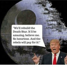 Image result for republican death star
