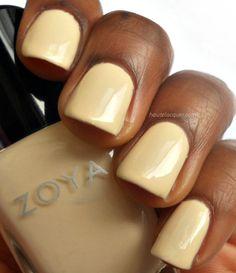Zoya Nail Polish in Jacqueline via Haute Lacquer