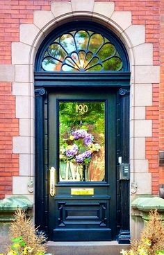 Back Bay, Boston, Massachusetts | Architectural details