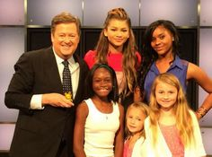 Video: Zendaya Chatted With KTLA About The Radio Disney Music Awards April 24, 2014
