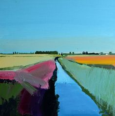Drain near Welney by Fred Ingrams