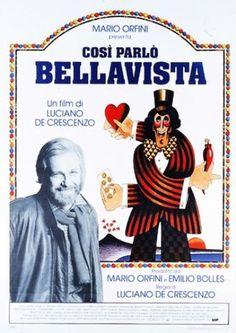 Così Parlò Bellavista (Luciano De Crescenzo) - 1984 I - Geppy Gleijeses