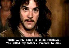 Inigo Montoya!