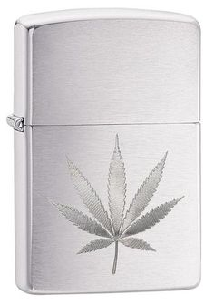 Say hello to a brand new lighter from Zippo's 2017 summer collection. This model features a simple, yet unique design on the surface of a classic brushed chrome lighter. Auto Engrave Imprint Method Brushed Chrome Finish Classic Case Lifetime guarantee that...
