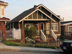 Heritage House - 1924. 4824 Albert Street, Burnaby, BC.