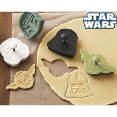 Star Wars Cookie Cutters | Different Design