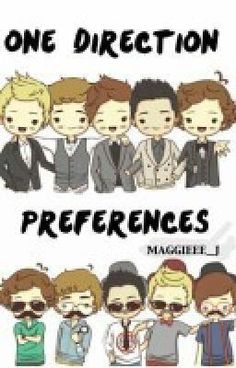 Hey so I making this book on one direction imagines and preferences on wattpad. Please check it out and vote. My username is Videogameplya