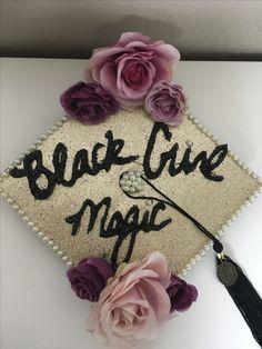 Black Girl Magic Grad Cap