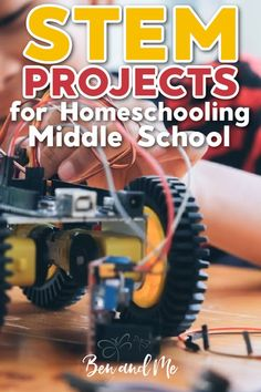 Your middle school students will enjoy project learning fun with this collection of STEM projects! #homeschool #STEM #homeschoolscience #projectbasedlearning Social Activities, Hands On Activities, Stem Activities, Middle School Boys, Middle School Teachers, Project Based Learning, Fun Learning, Team Building Skills, Teaching Channel