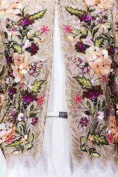 Georges Hobeika haute couture f/w 2016 / Details