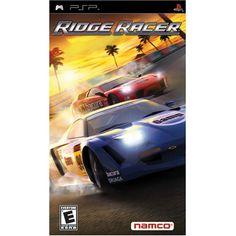 Ridge Racer - the only PSP game i really enjoyed