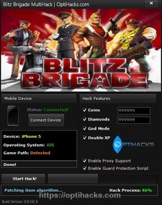 #BlitzBrigade Hack Rise over your #gaming competitors with no time waste!  Click here -> https://optihacks.com/blitz-brigade-hack/