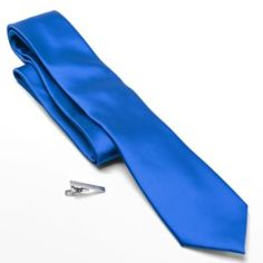 $36 - Buy one get one half off - Apt. 9 Solid Extra-Long Tie - Big & Tall