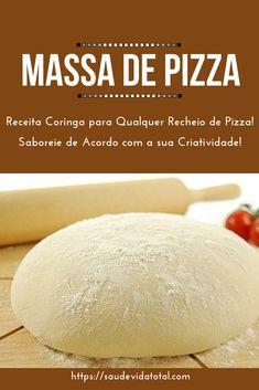 Comida Mini Pizzas, Baharat Spice Recipe, Mediterranean Vegetarian Recipes, Pizza Recipes, Cooking Recipes, Pizza Cones, Good Food, Yummy Food, Easy Banana Bread