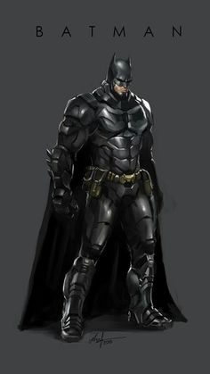 Batman nuevo traje