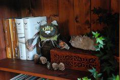 ~*- Mitt nye hjem -*~ (Amariel of the Woodlands) Nye, Woodland, Blogging