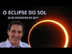 O Eclipse do Sol sobre o Brasil em 26 de fevereiro de 2017
