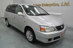 Japanese vehicles to the world: 2002 Toyota Gaia Limited to Mombasa for Uganda