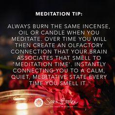 Meditation Tip Love Notes, Incense, Burns, Meditation, Calm, Space, Tips, Floor Space, Love Letters