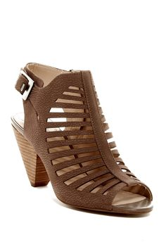 Eliana Caged Sandal - Wide Width Available