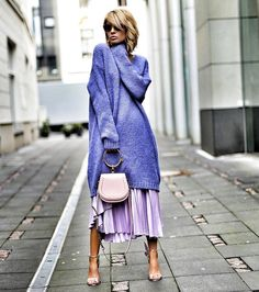 Best Skirt Outfits Part 5 Mode Outfits, Casual Outfits, Fashion Outfits, Fashion Trends, Skirt Outfits, Love Fashion, Winter Fashion, Fashion Looks, Womens Fashion