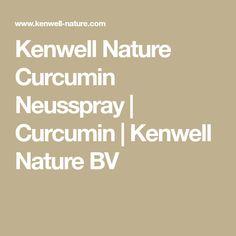 Kenwell Nature Curcumin Neusspray   Curcumin   Kenwell Nature BV