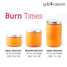 Long Lasting Candles Gold Canyon Are Simply The Best Smelling