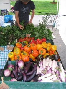 Hedlin Farms Bright Colorful and Healthy eating