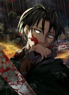 Levi Attack on titan by Toty Kida #1582807 | i.ntere.st