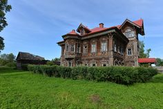 Костромской край, купеческий дом http://deni-spiri.livejournal.com/47104.html
