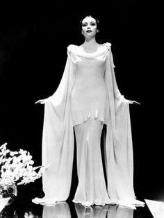 Dolores Del Rio, 1935 Premium Poster
