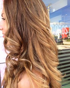 Color hair  Hair cut