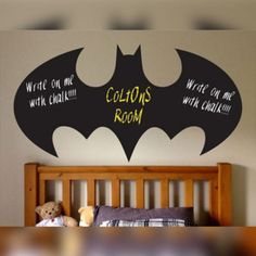 www.motheropedia.com 11 Unusual Gifts For Kids Chalkboard Wall Bedroom, Chalk Wall, Bedroom Wall, Chalkboard Doors, Kids Bedroom, Kids Rooms, Custom Decals, Vinyl Decals, Wall Stickers