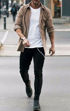 11 Best Men's Fashion Tips To Elevate Your Style! Trendy Mens Fashion, Mens Fashion Wear, Stylish Mens Outfits, Men's Fashion, Men's Casual Fashion, Outfits For Men, Hipster Outfits Men, Fashion Shoes, Most Stylish Men
