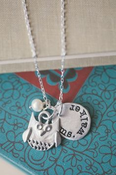 wise owl necklace | Lisa Leonard Designs