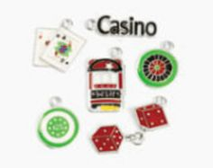 CASINO CHARMS (set 6)