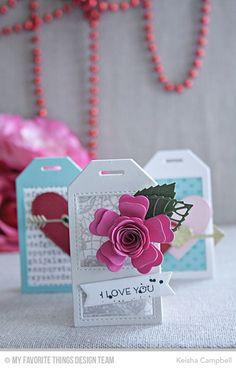 Tag MFT Blueprints tag builder 5 Tagbuilder 5 #mftstamps heirloom flower heart hearts arrow