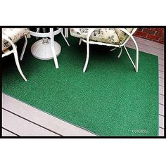 Artificial Grass Carpet Rug Indoor Outdoor Patio Area Deck Playroom Picnic 4 X 6 for sale online Artificial Grass Carpet, Artificial Turf, Lawn Turf, Carpet Remnants, Astro Turf, Cheap Carpet, Indoor Outdoor Area Rugs, Outdoor Living, Backyard Landscaping