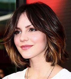 Beautiful Brown Bob Hairstyles For Women 2017 - Styles Art