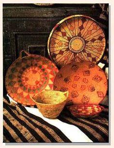 Algerian weaving